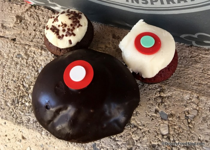 Sprinkles Cupcake Mickey!