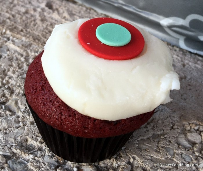 Red Velvet Mini Cupcake