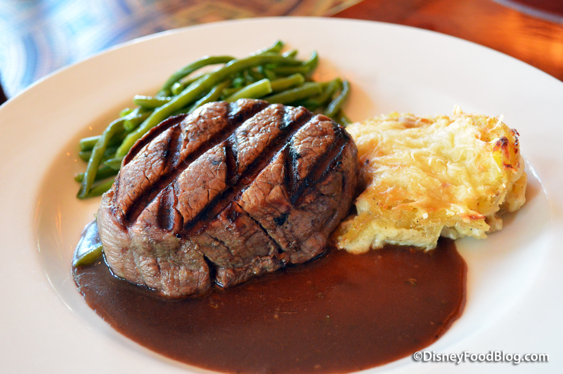 review updated menu at chefs de france in epcot the