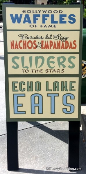Echo Lake Eats