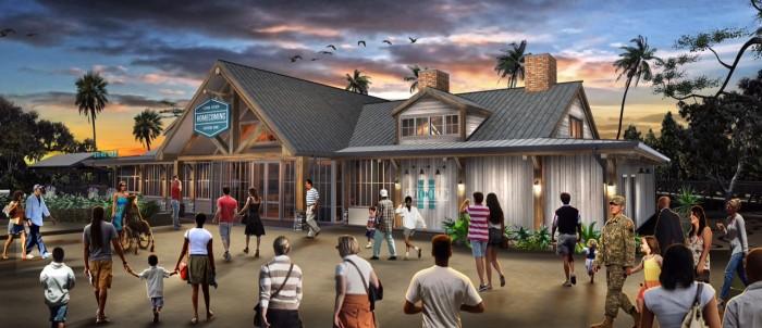 Homecoming: Florida Kitchen and Shine Bar