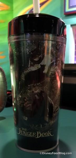 Jungle Book Souvenir Cup