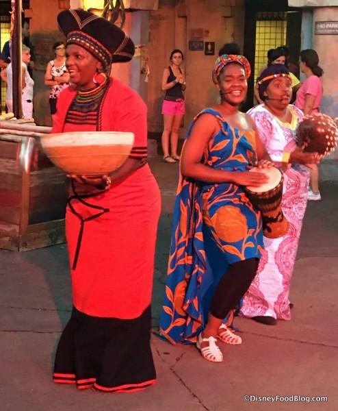 Karibu Sisters