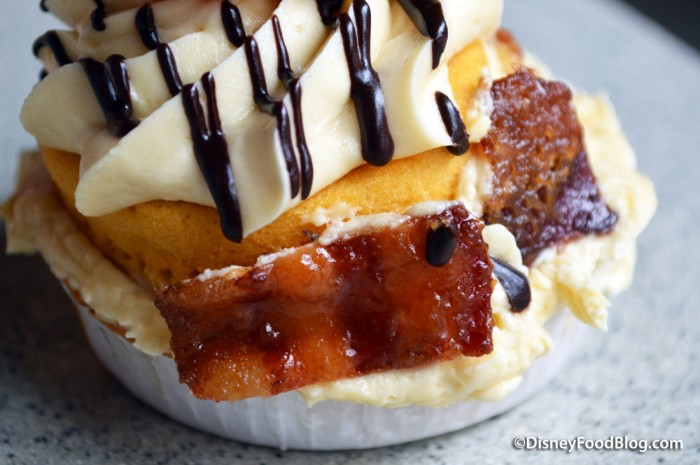 Maple Bacon Filling and Candied Bacon
