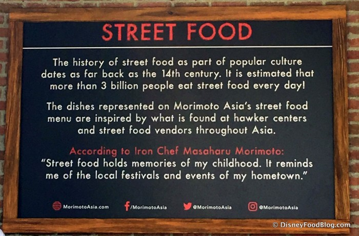 Street Food Story