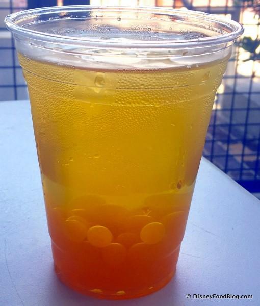 Boba Tea -- Up Close