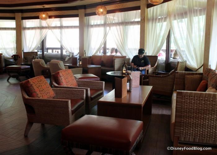 Nomad Lounge