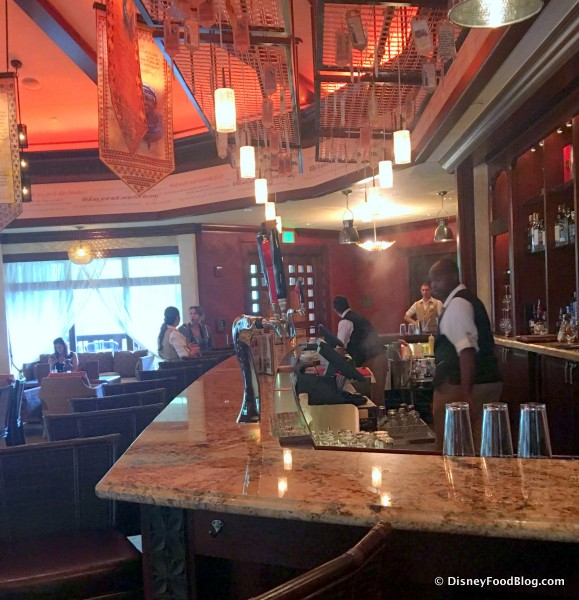 Nomad Lounge Bar -- Another View