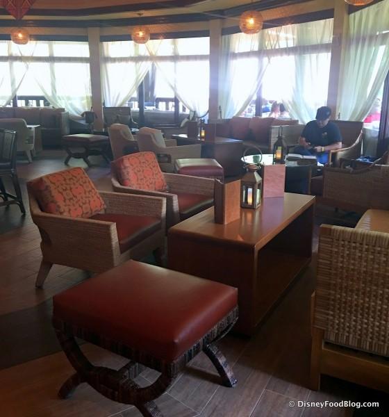 Nomad Lounge Seating