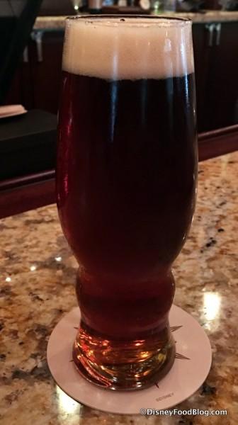 Kungaloosh -- Spiced Excursion Ale