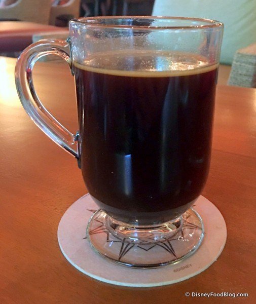 Mustang Coffee -- A Special Blend by Joffrey's