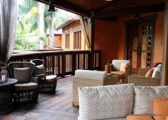 Nomad Lounge Patio