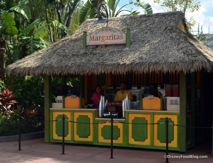 Former Mexico Margarita Stand