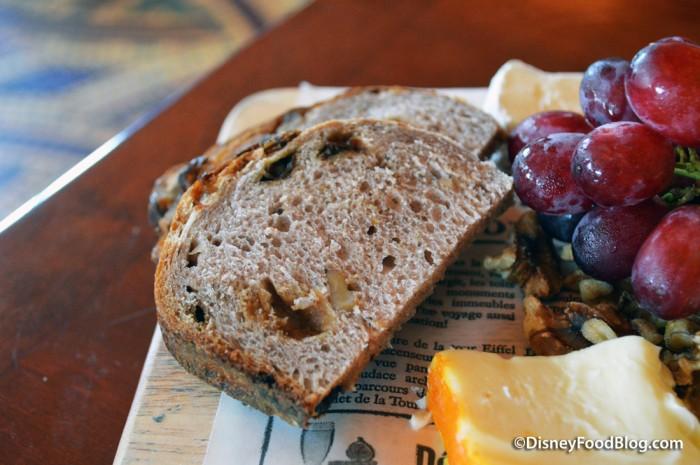 Raisin and Walnut Bread