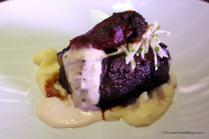 Glazed Beef Short Rib