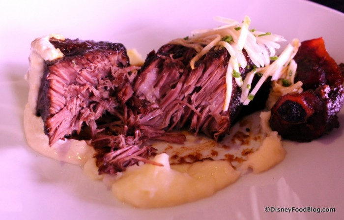 Glazed Beef Short Rib