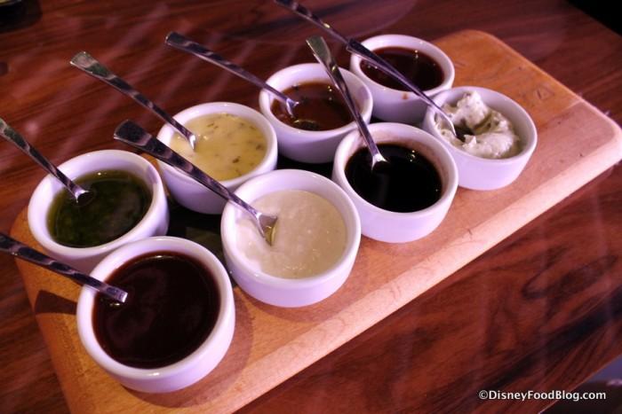 STK Sauces