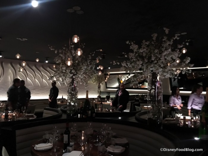 Main Dining Area on Lower Floor