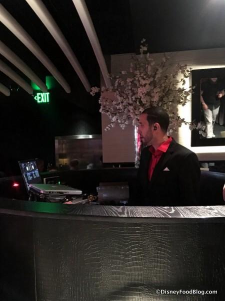 DJ at STK Orlando