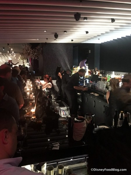 Main Bar Area
