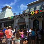 First Look and Review! Sprinkles Cupcakes in Disney Springs Town Center