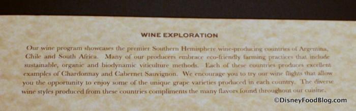 Tiffins Wine Exploration Philosophy