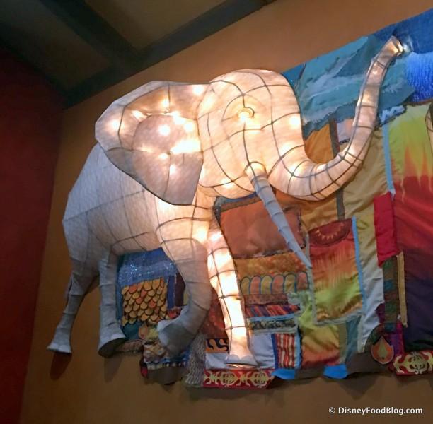River of Light Elephant