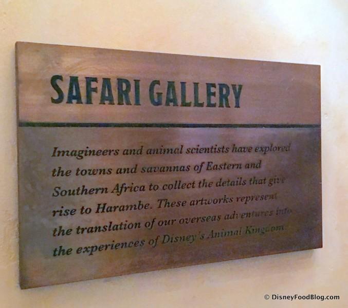 Safari Gallery -- Click to Enlarge