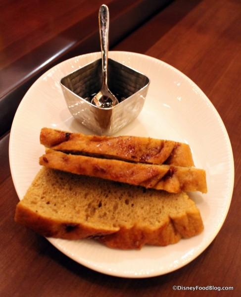 Pomegranate Foccacia Bread