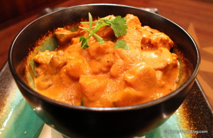 Roasted Market Vegetable Curry -- Up Close