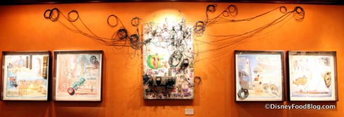 Safari Gallery -- Electrified Artwork