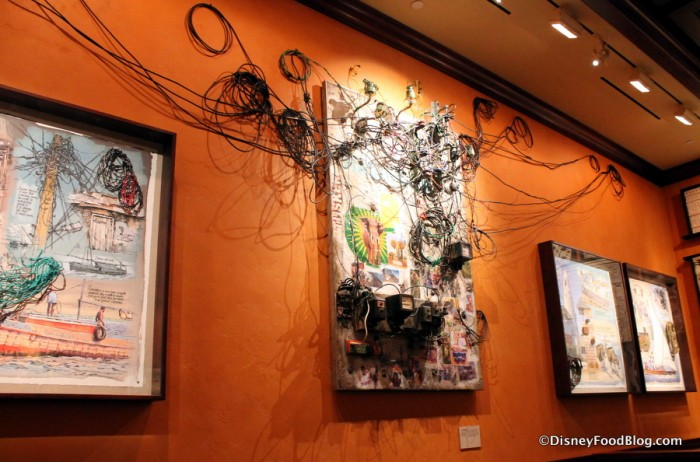 Safari Gallery -- Electrified Artwork