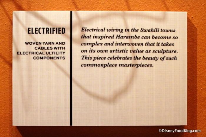 """Electrified"" Description"