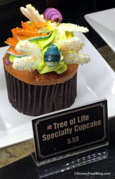 """Awakened"" Tree of Life Cupcake"