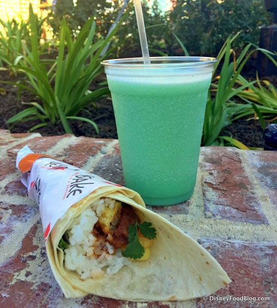 Hand Roll and Slush Together at Last :)