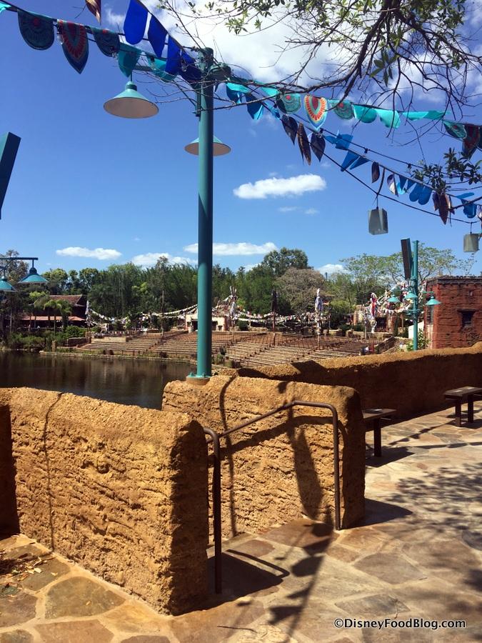 Jungle Cafe New Disney Magic Kingdom
