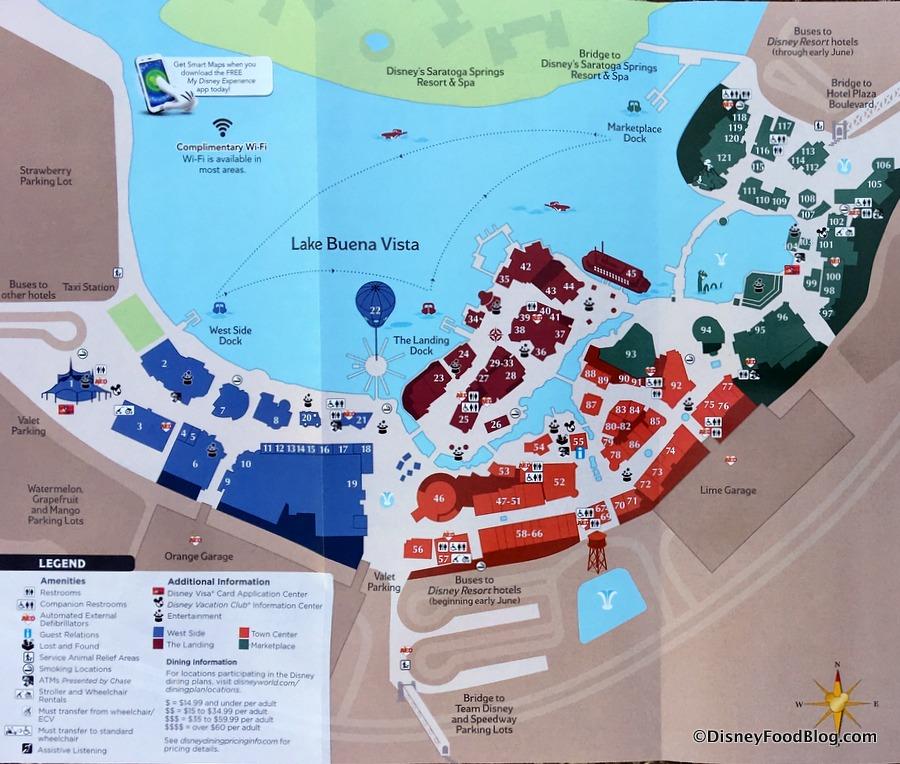 Map Orlando Cat Cafe