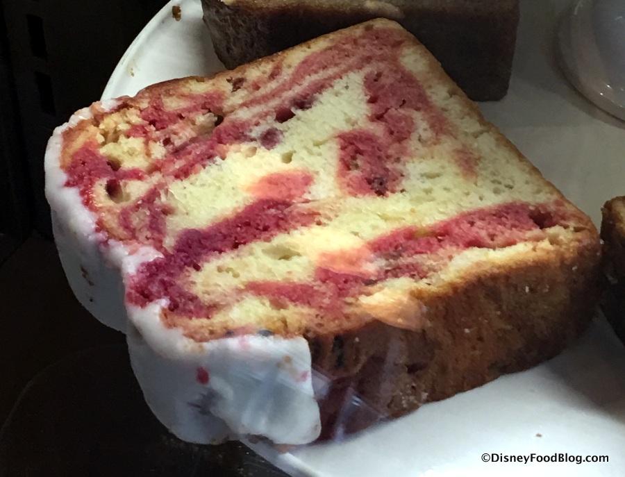 Starbucks Raspberry Swirl Pound Cake Review