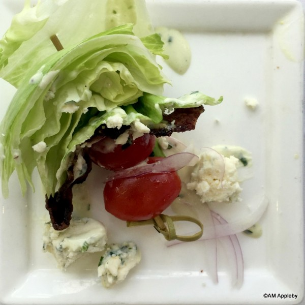 Baby Iceberg Wedge Salad
