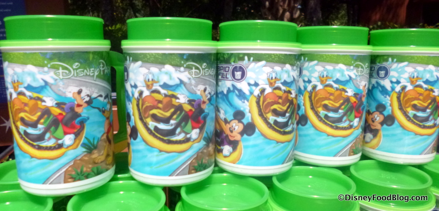 Tour Of Quick Service Eats At Disney World S Blizzard Beach The