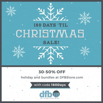 DFB 180 Days 'Til Christmas Sale-01
