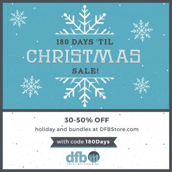 DFB 180 Days 'Til Christmas Sale-01