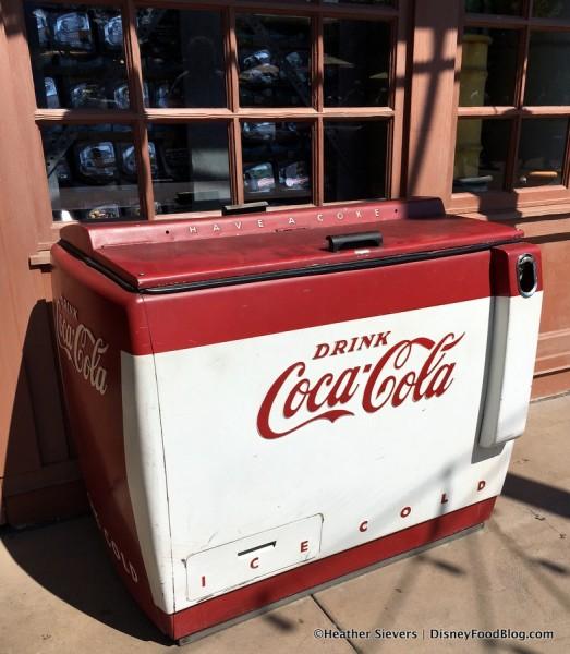 Coca-Cola Ice Cooler