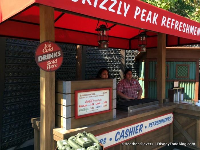 Grizzly Peak Refreshments