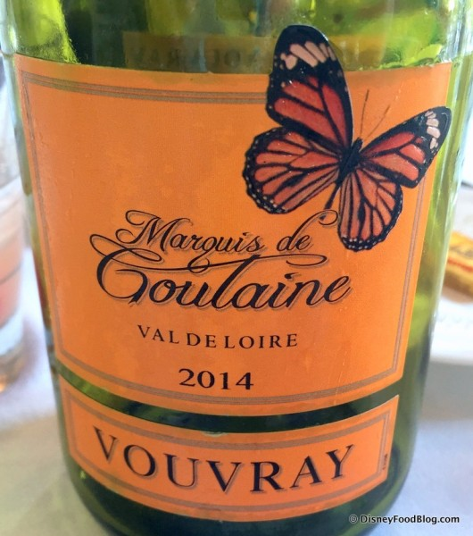 First Wine -- Vouvray