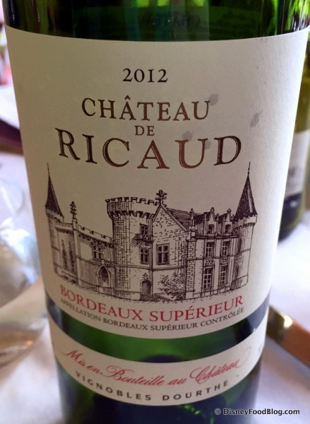Third Wine -- Bordeaux