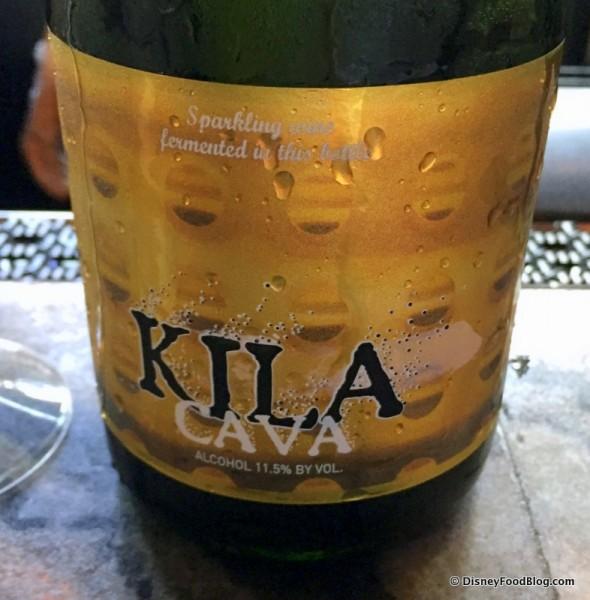 Cava Label