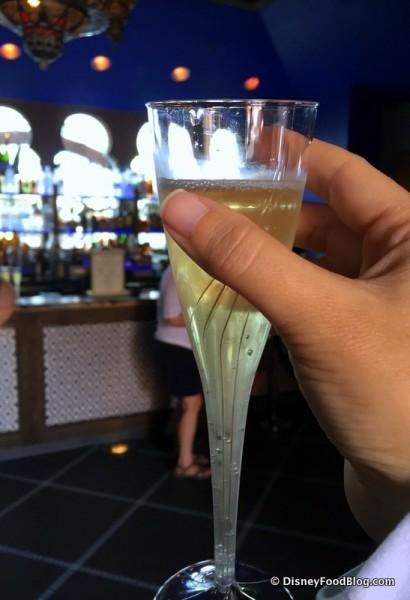 My Glass. Cheers!