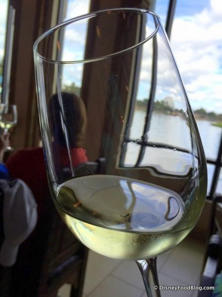 First Wine -- Up Close