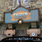News: Frozen Ever After Sparkling Dessert Party with Fireworks Viewing Coming to Epcot